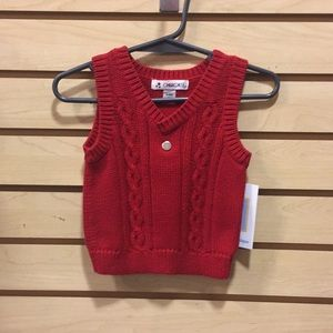 Other - Sz 3-6 mo Boy camisole sweater